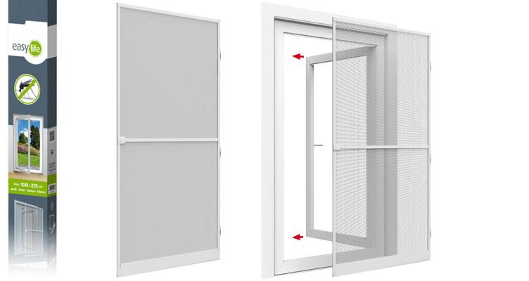 easyLINE Insektenschutz-Tür