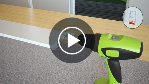 Film z instrukcją montażu moskitier drzwiowych proLINE