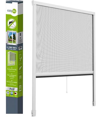 moskitiera na okno typu roleta
